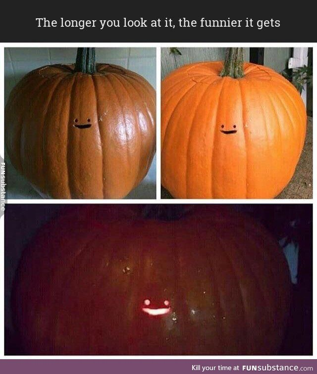 The Longer You Look At It The Funnier It Gets Funsubstance Funny Halloween Memes Halloween Memes Halloween Funny
