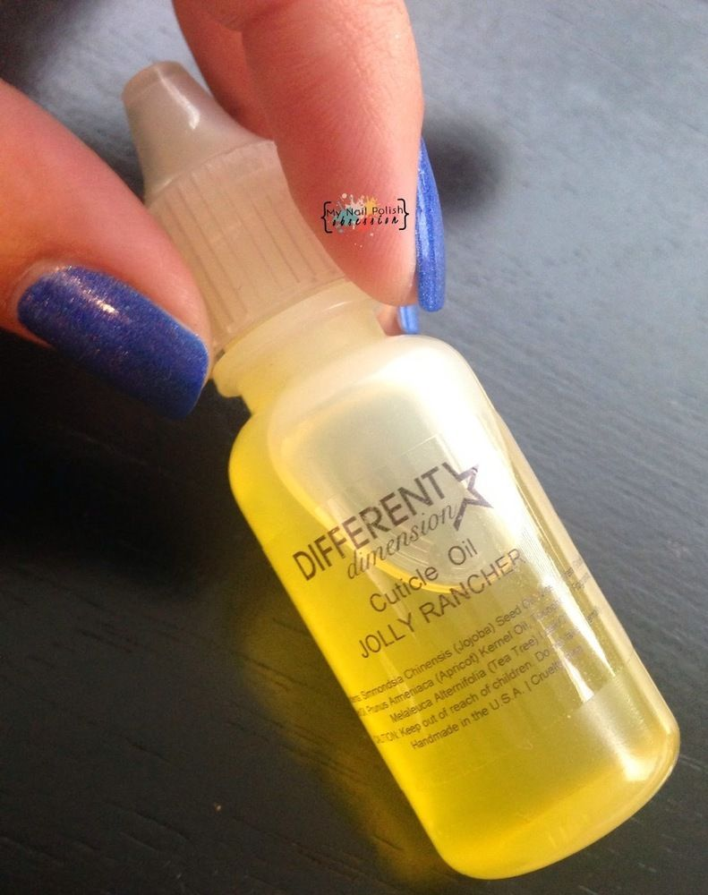 Cuticle oil 15ml 50oz dropper bottle cuticle oil