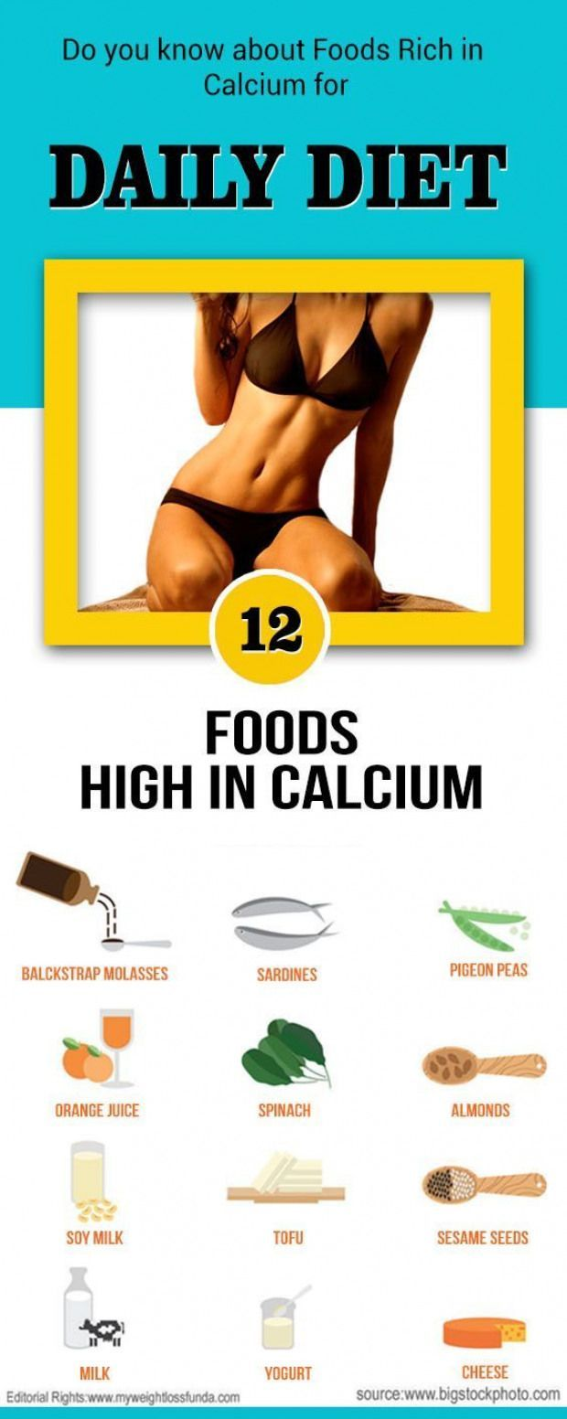Do you know about Foods Rich in Calcium for Daily Diet? #calcium #diet  #weight_loss  #foods  #lose_...