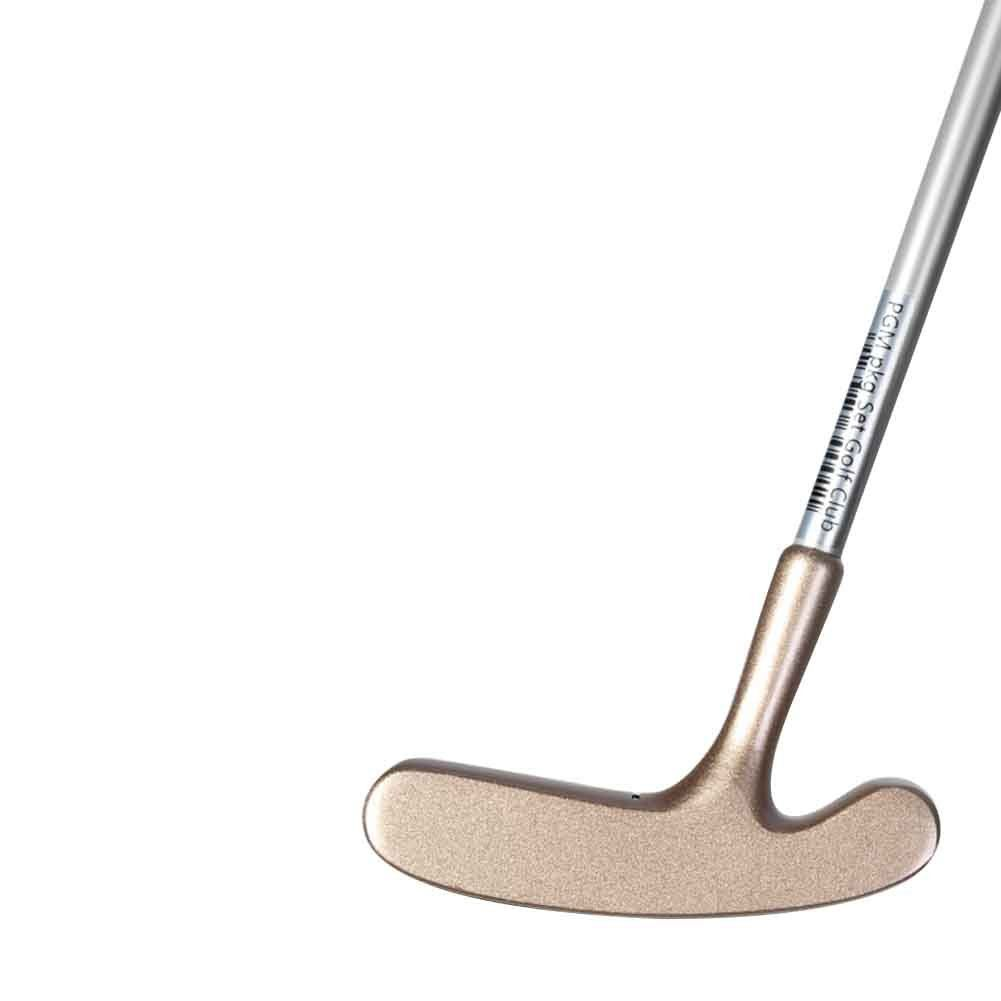 Golf Clubs Two Way Blade Golf Putter Designs For 3 To 5 Years Old Kidscomes With 2 Plastic Practice Balls 25inch Gold Head Blu Golf Putters Golf Golf Clubs