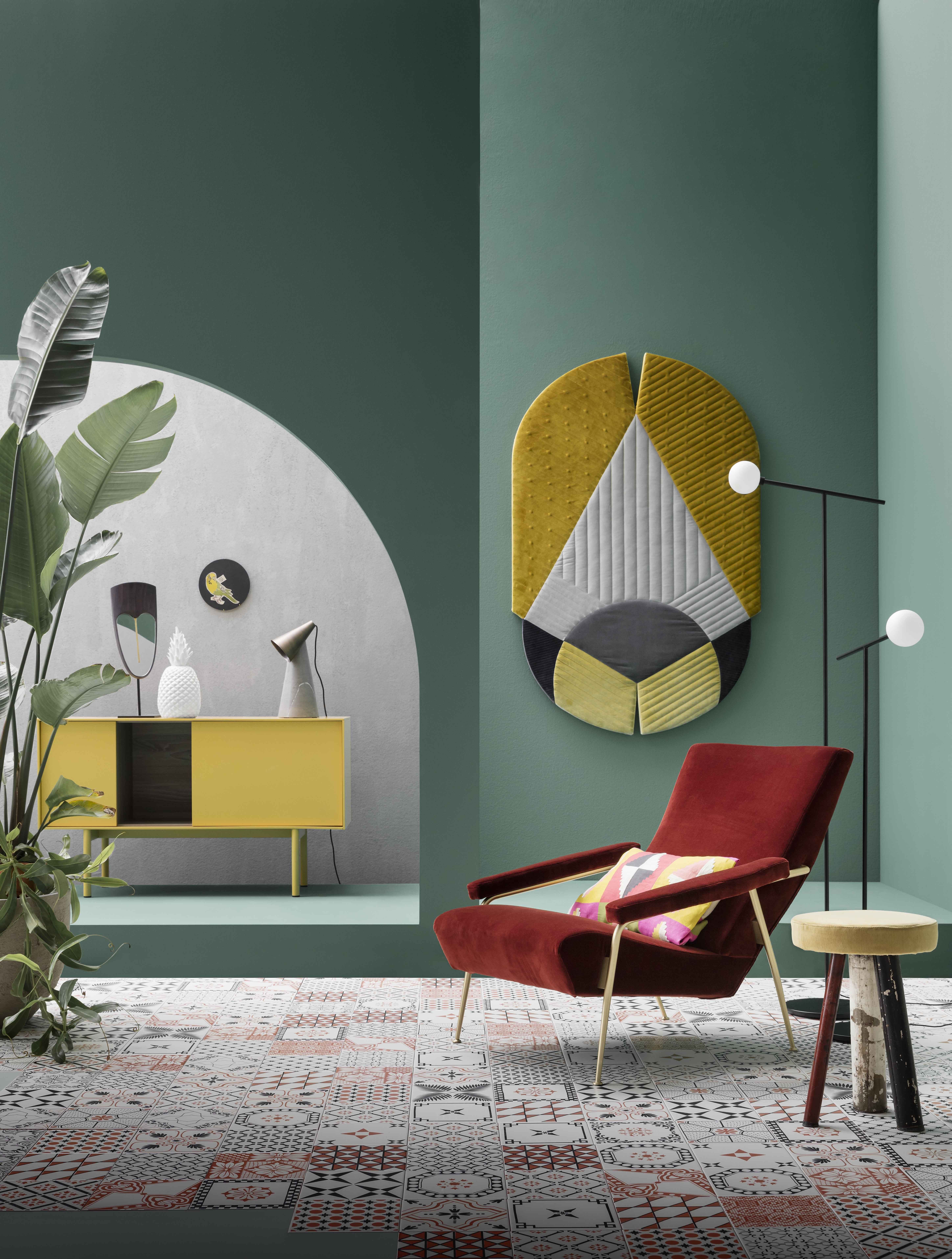 Living Corriere Della Sera Styling Studio Salaris Photo