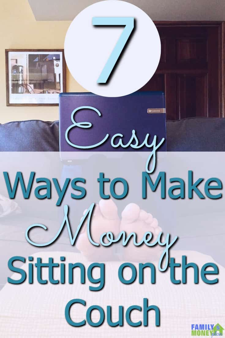 How to make money sitting at home with a child 25