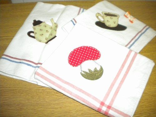 Mis labores de patchwork - Paños cocina | PATCHWORK | Pinterest ...