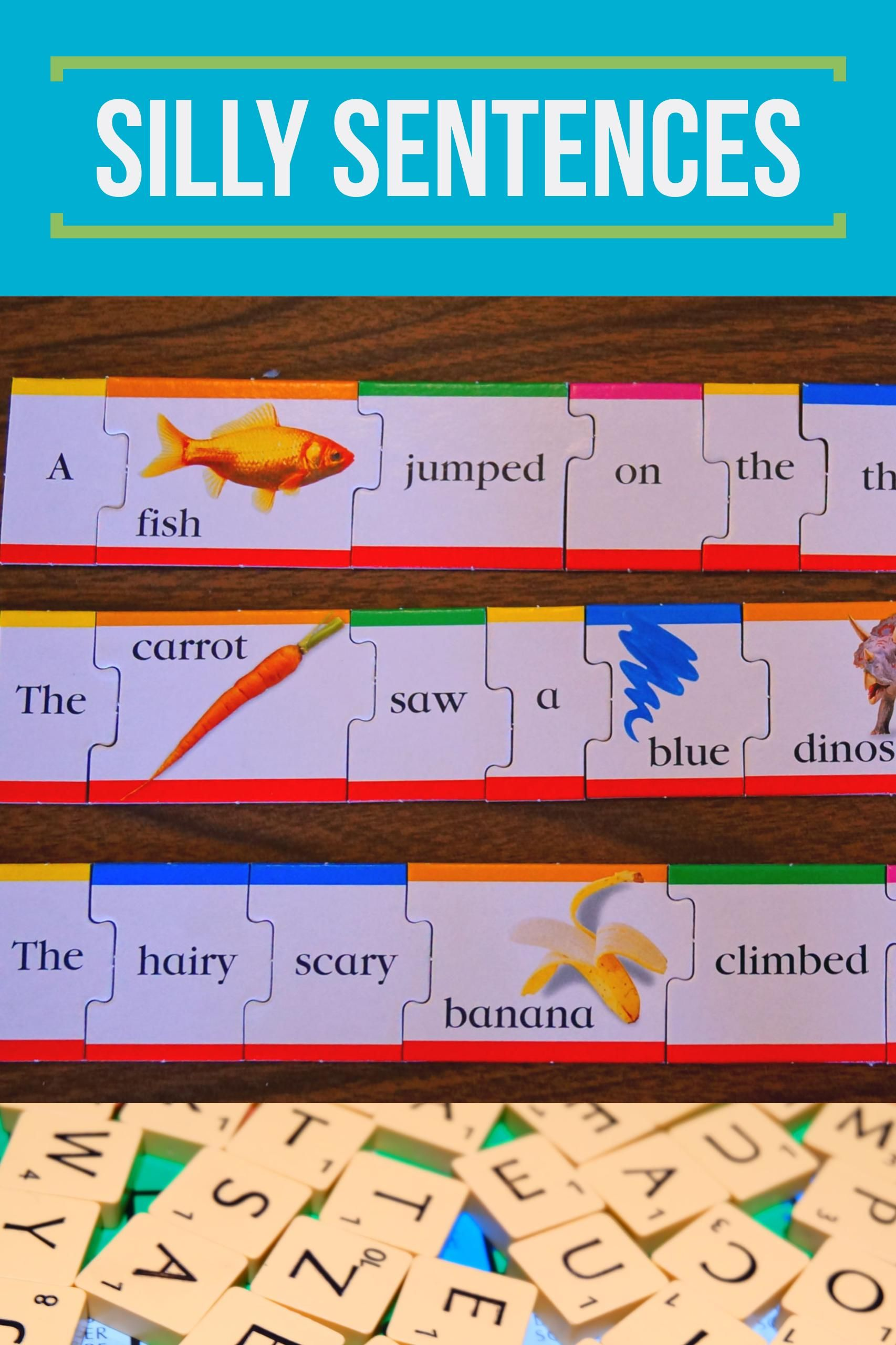 Silly Sentences With Images