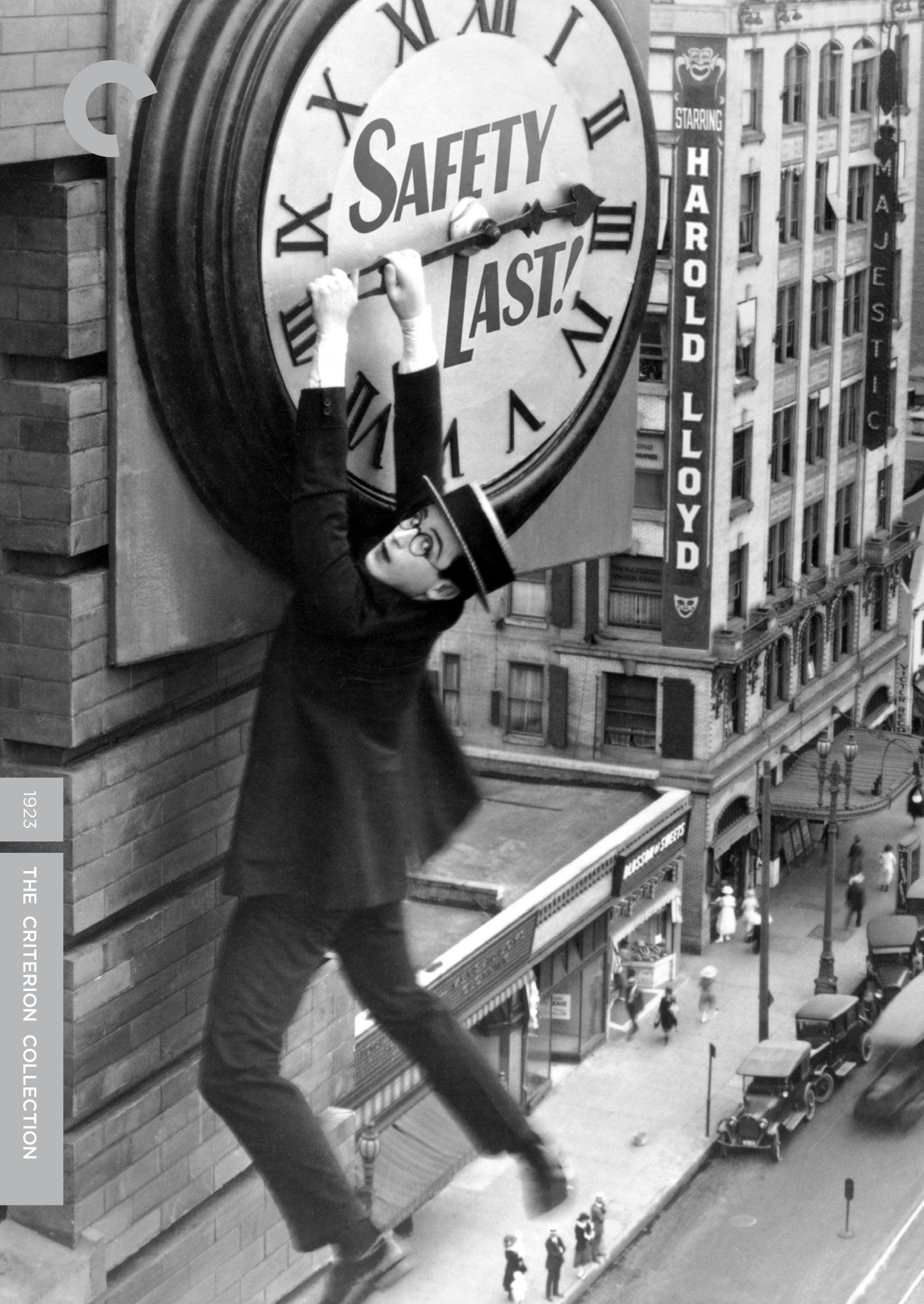 Safety Last 1923 harold lloyd one of my all time favourite