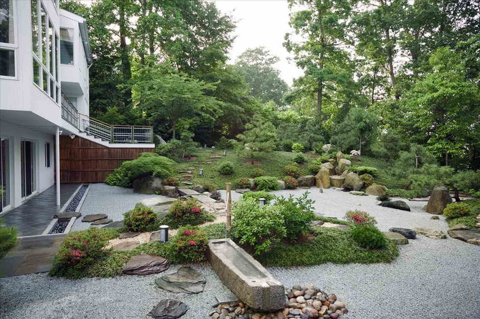 Design small japanese garden designs youtube style low maintenance ...