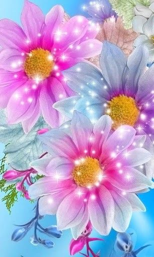 Flowers Live Wallpaper Android Apps On Google Play Spring