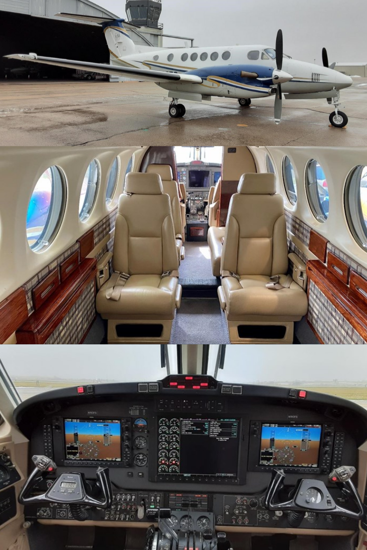 1991 King Air 300 for Sale in 2020 Airplane for sale