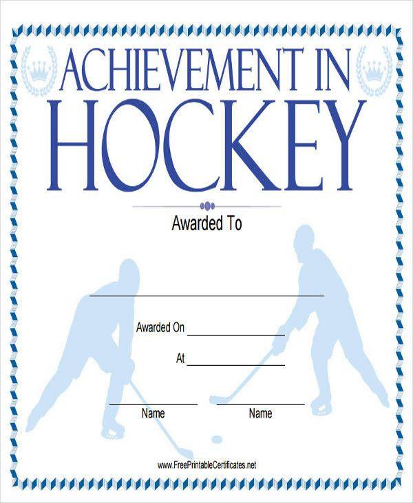 10+ Hockey Flyer Templates Free Printable PDF  Word Formats