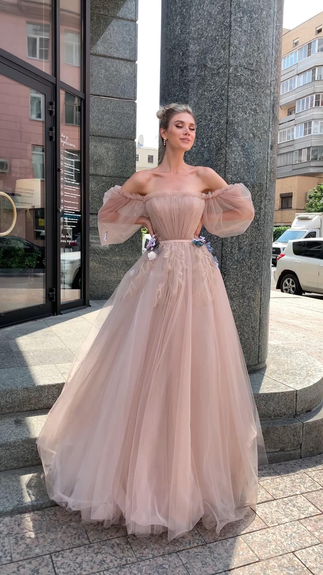 Свадебное платье Леви/Wedding dress Levi Больше пл