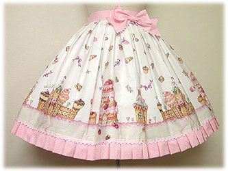 Country of Sweets Skirt