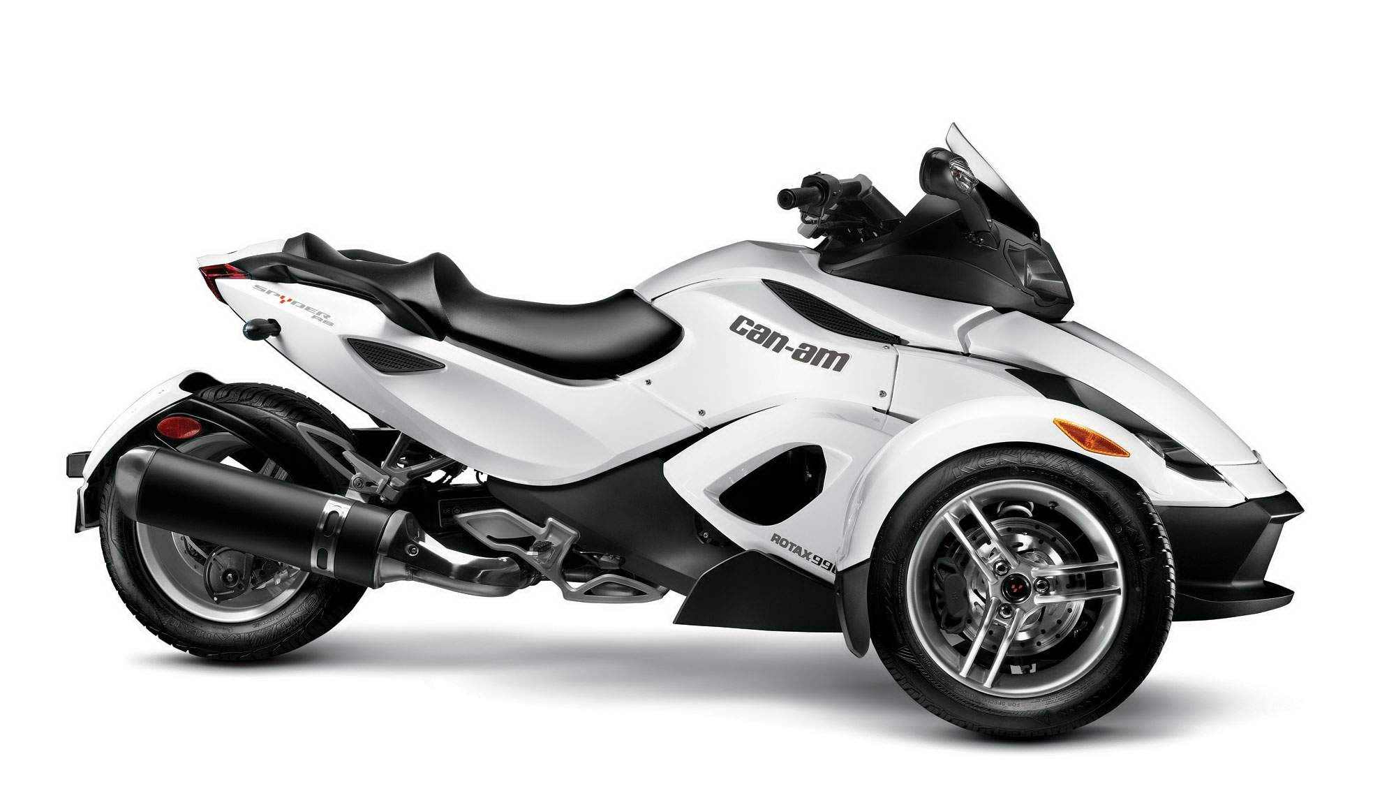 Can am spyder rs roadster 2012