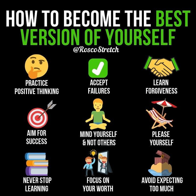 "Ross Stretch on Instagram: ""How to become the best"
