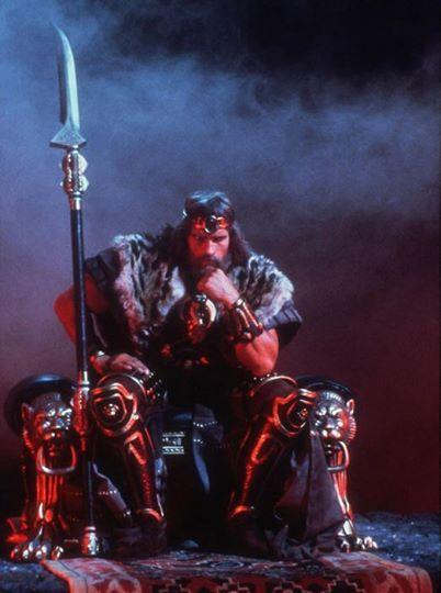 Conan King Of Aquilonia Con Imagenes Personajes De Fantasia