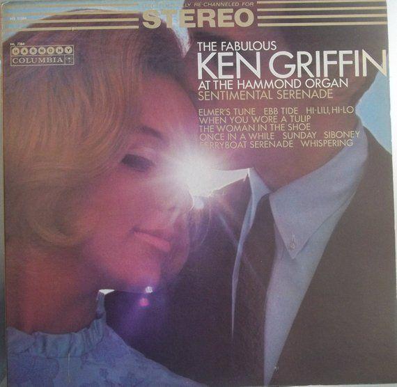The Fabulous Ken Griffin at the Hammond Organ, Sentimental