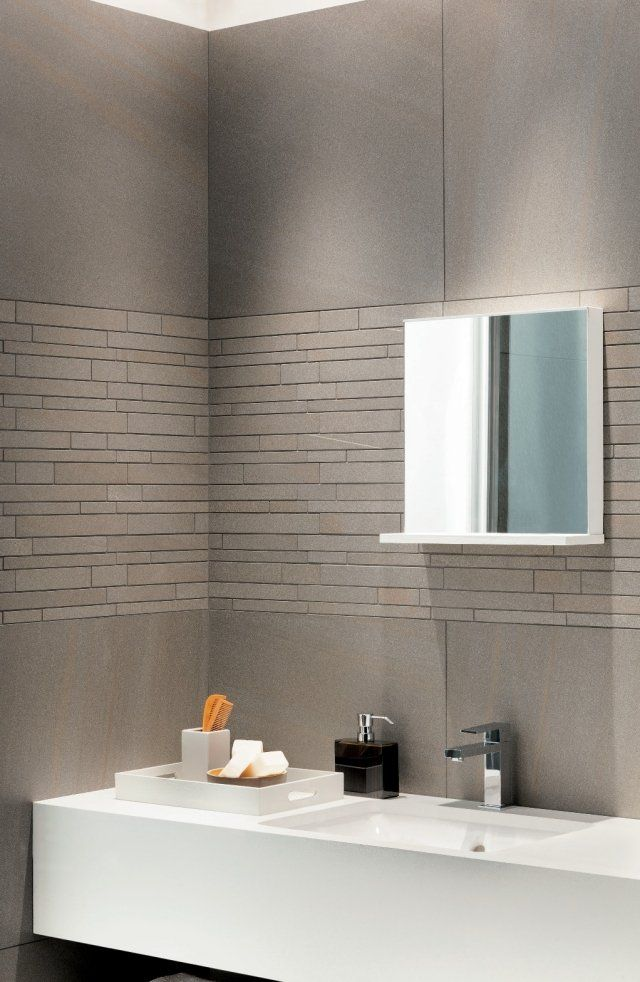 Carrelage salle de bains 12 idées par Mirage pour su0027inspirer! - image carrelage salle de bain