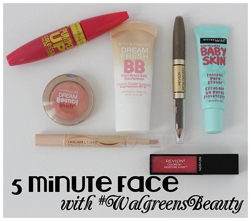 5 Minute Face | Makeup Tutorial | Lipgloss & Crayons