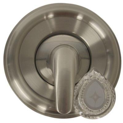 shower faucet kit with valve. DANCO Single Handle Valve Trim Kit For MOEN Tub Shower In Brushed Nickel
