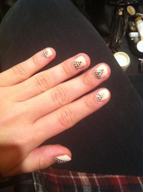 Demi Lovato S Xfactor Nails I Have A Feeling M About To Go On Nail Pinning Rampage Warning