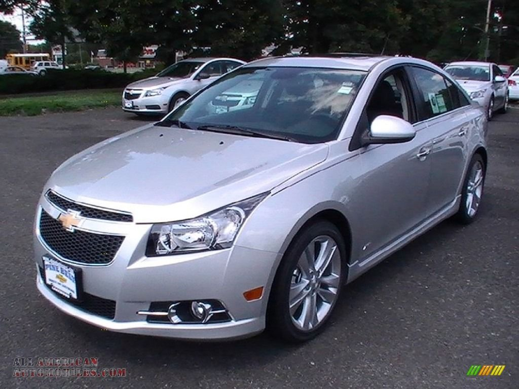 Cruze 2011 chevy cruze silver : 2012 Chevy Cruze LTZ RS Package | 2012 Chevrolet Cruze LTZ/RS in ...