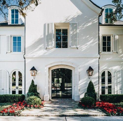pretty stucco exterior | Pretty Home Exteriors | Pinterest | Stucco ...