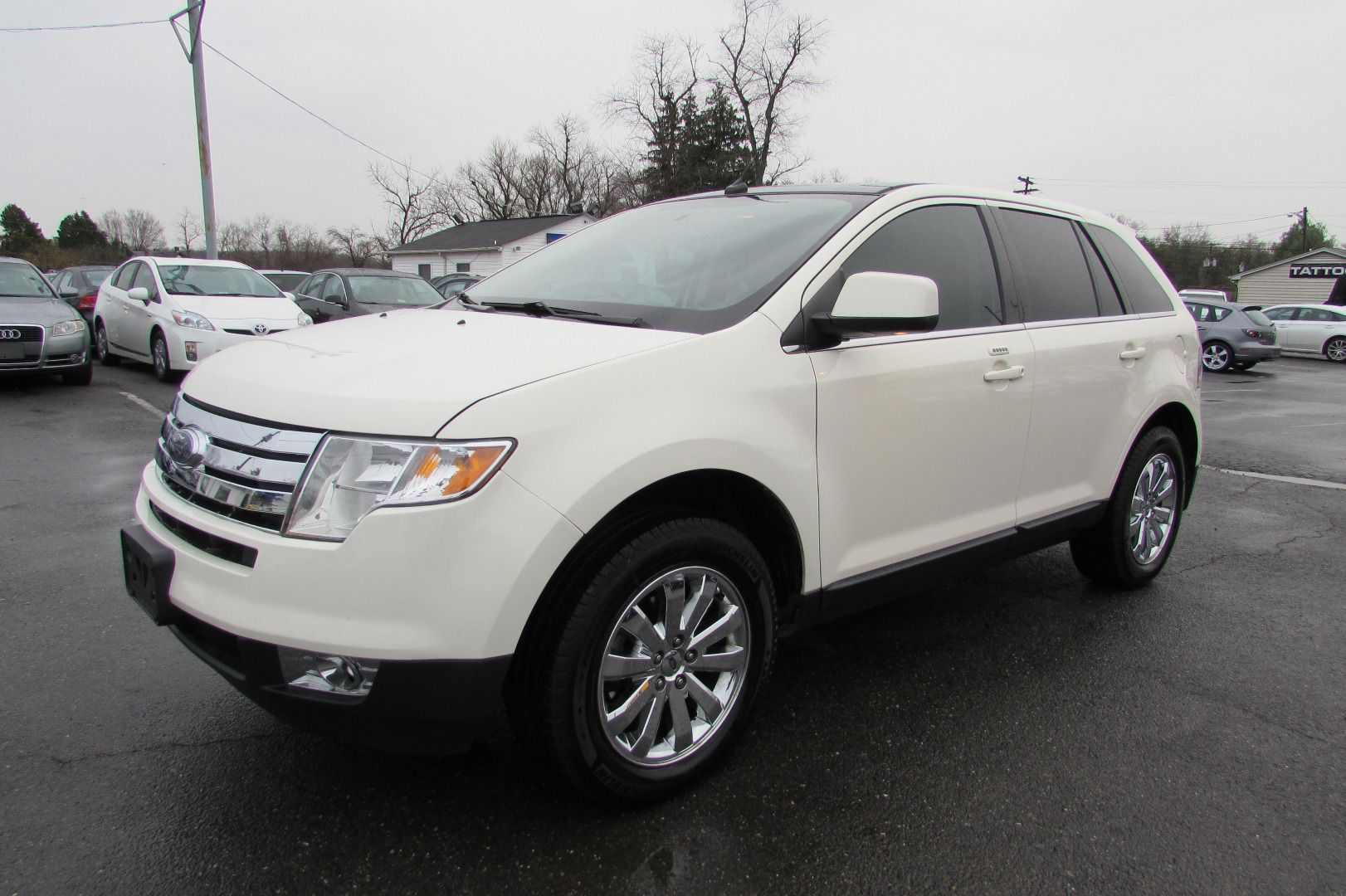 I like this 2008 ford edge limited what do you think https