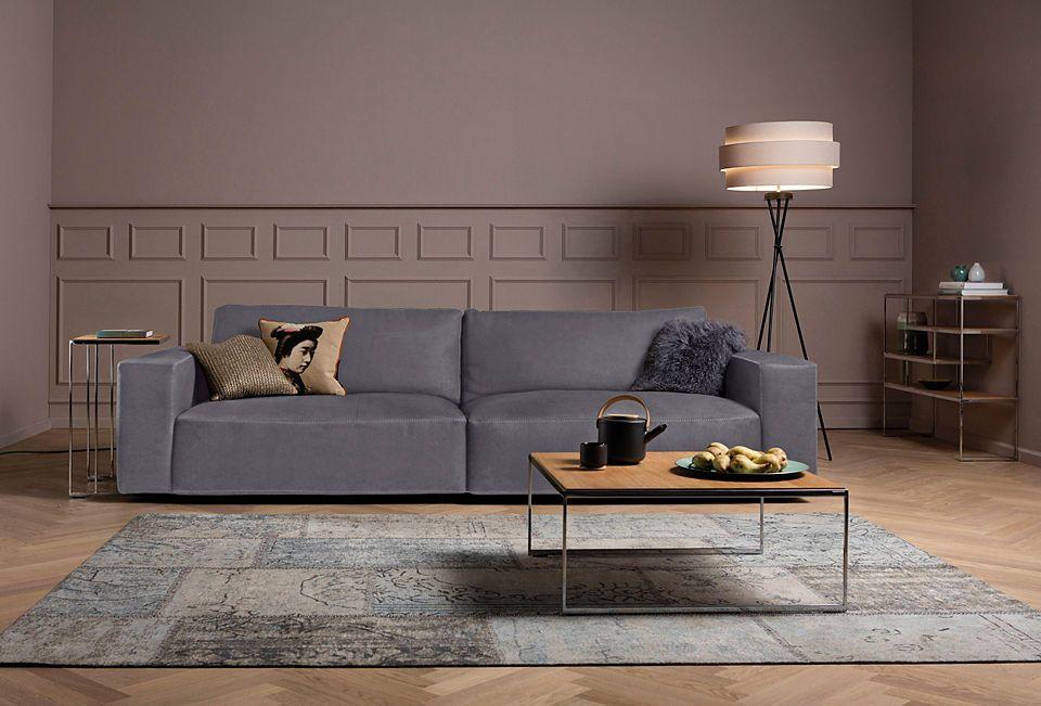 GALLERY M Big-Sofa 2,5-Sitzer »Lucia« in vielen Farben und - big sofa oder wohnlandschaft
