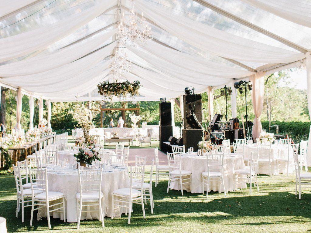 Gorgeous Inspiration for a Garden Wedding   Pinterest   Tent wedding ...