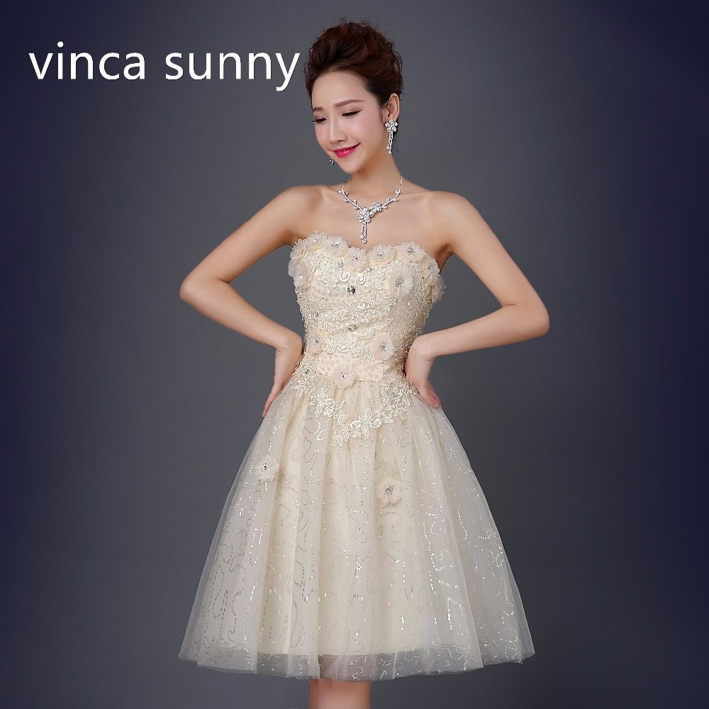 Click to buy ucuc vinca sunny high quality appliques and beading