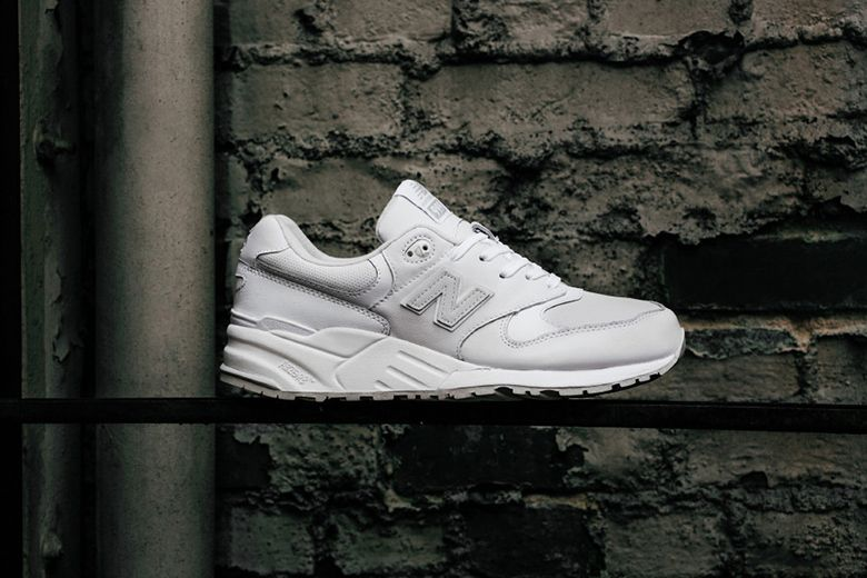 """New Balance 999 """"Whiteout"""" 