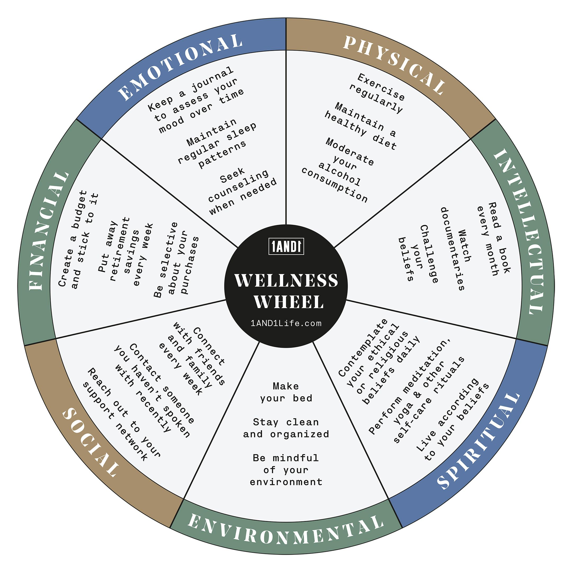 Why Is The Wellness Wheel Important Wellness Wheel Self Care Wheel Emotional Wellness