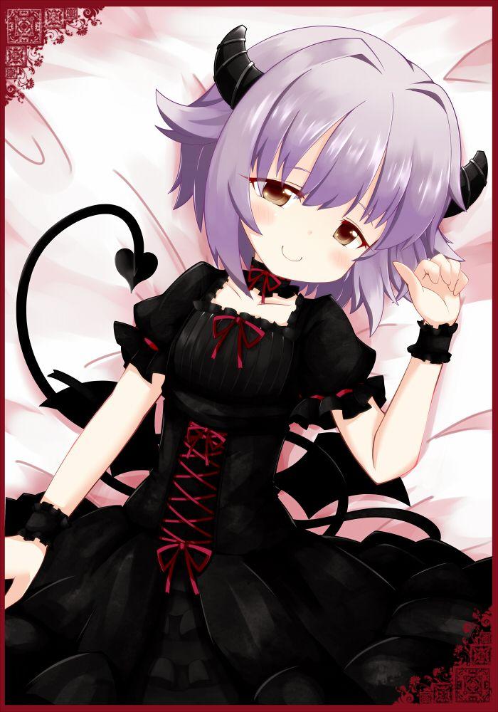 Pin On Cute Demon Girls