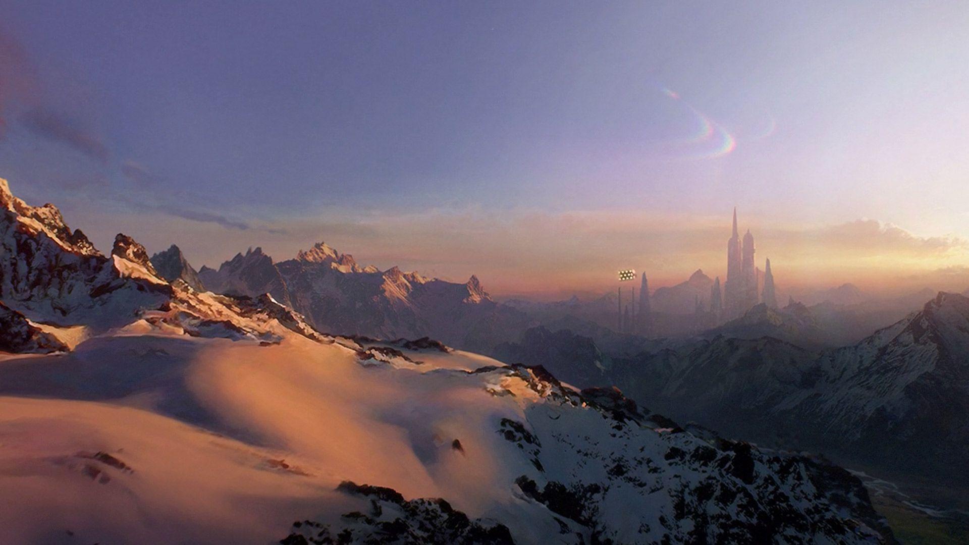 Alderaan Star Wars Planets Star Wars Star Wars Rpg