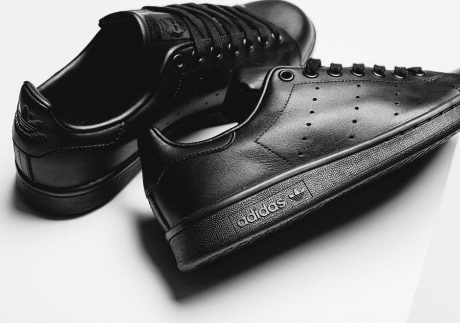 "adidas Stan Smith ""Triple Black"" - SneakerNews.com | Stan smith ..."