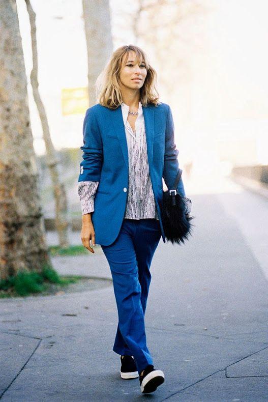 Vanessa Jackman: Paris Fashion Week AW 2014....Alexandra