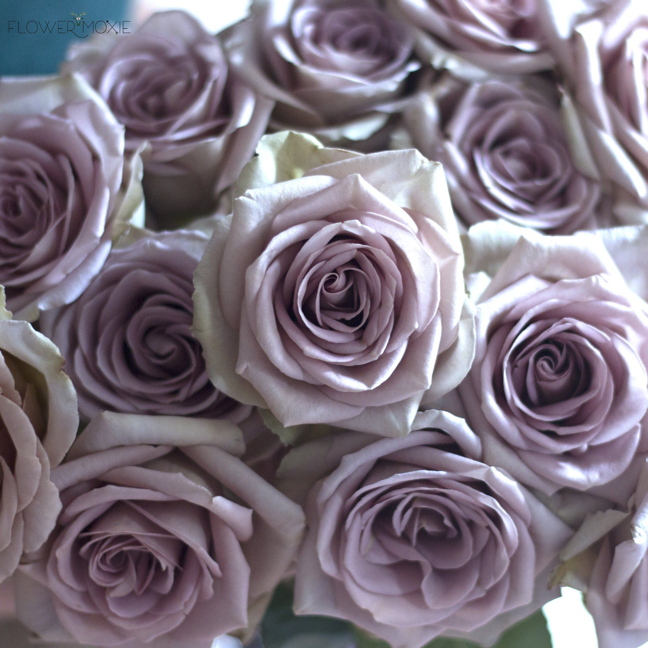 50 Silk Roses Flower Heads Artificial Bridal Clips Wedding Party Decor 7 Colors