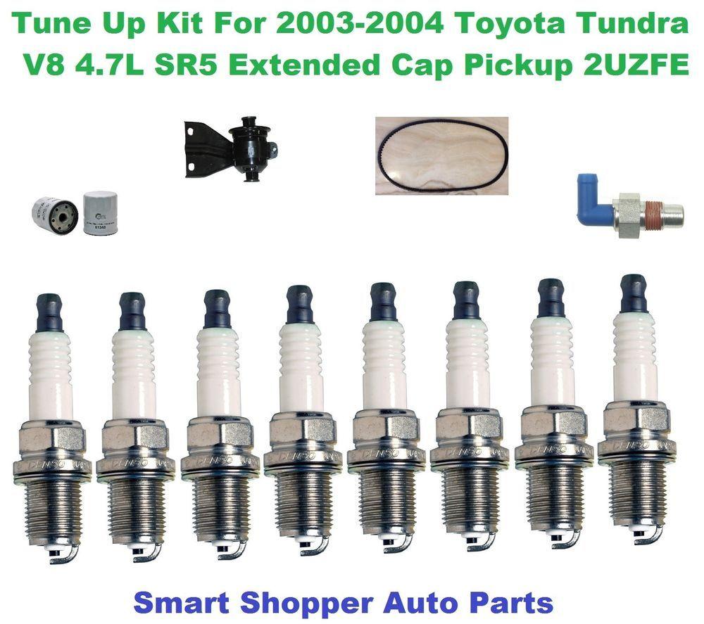Serpentine Belt Drive Component Kit-Accessory Belt Drive Kit fits 00-02 Tundra