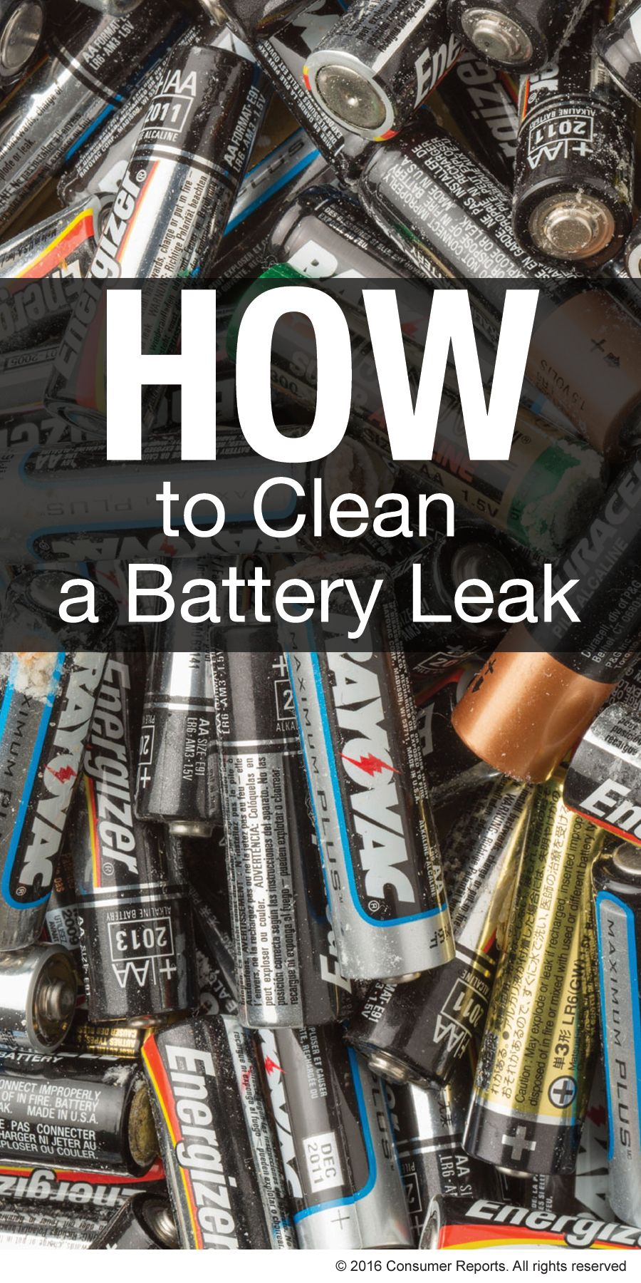 Why Do Batteries Leak Cleaning Hacks Leaks Cleaning