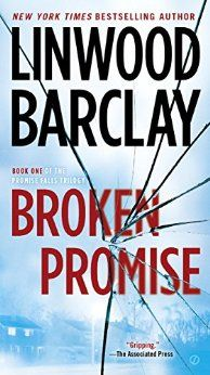 Unboxing Review of Broken Promise A Thriller (Promise Falls Trilogy)