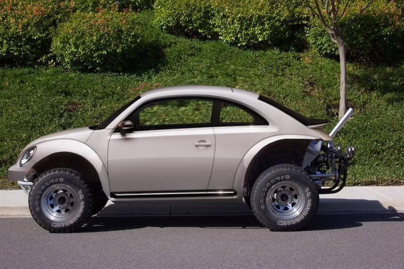 VWVortex com - Let The Dreaming Begin: 2012 Beetle Photoshop