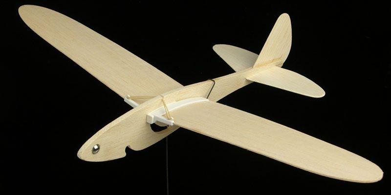 American Junior Classics Plain Jane Folding Wing Glider