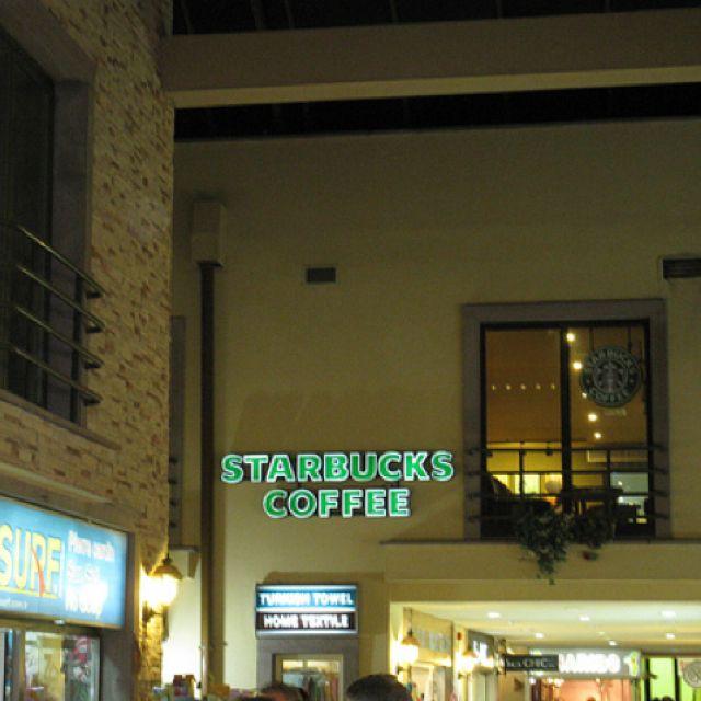 Starbucks Kusadasi Turkey Kusadasi Turkey Places Holiday Resort