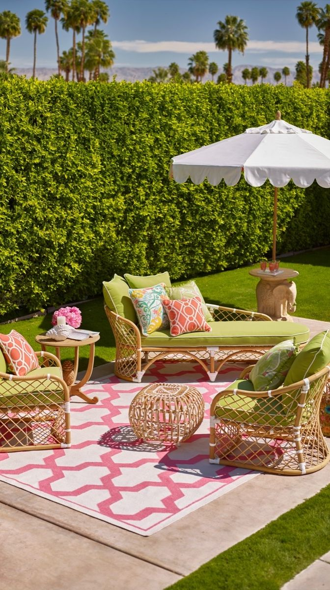 Recreate The Look Of A Blissful Tropical Retreat With Our
