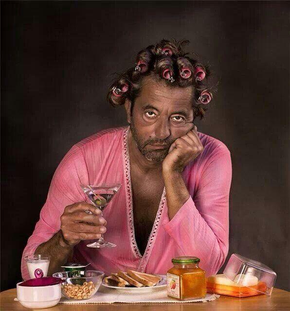 Картинка мужик баба