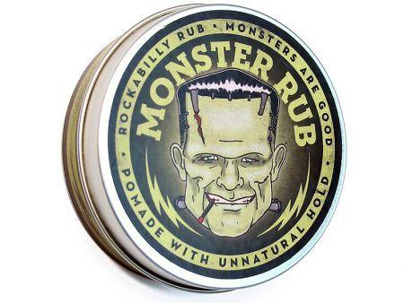 Rock-a-Billy Monster Rub Pomade