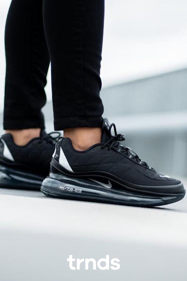 Nike Air Mx 720 818 Black Grey Ci3871 001 Release Date Sbd In