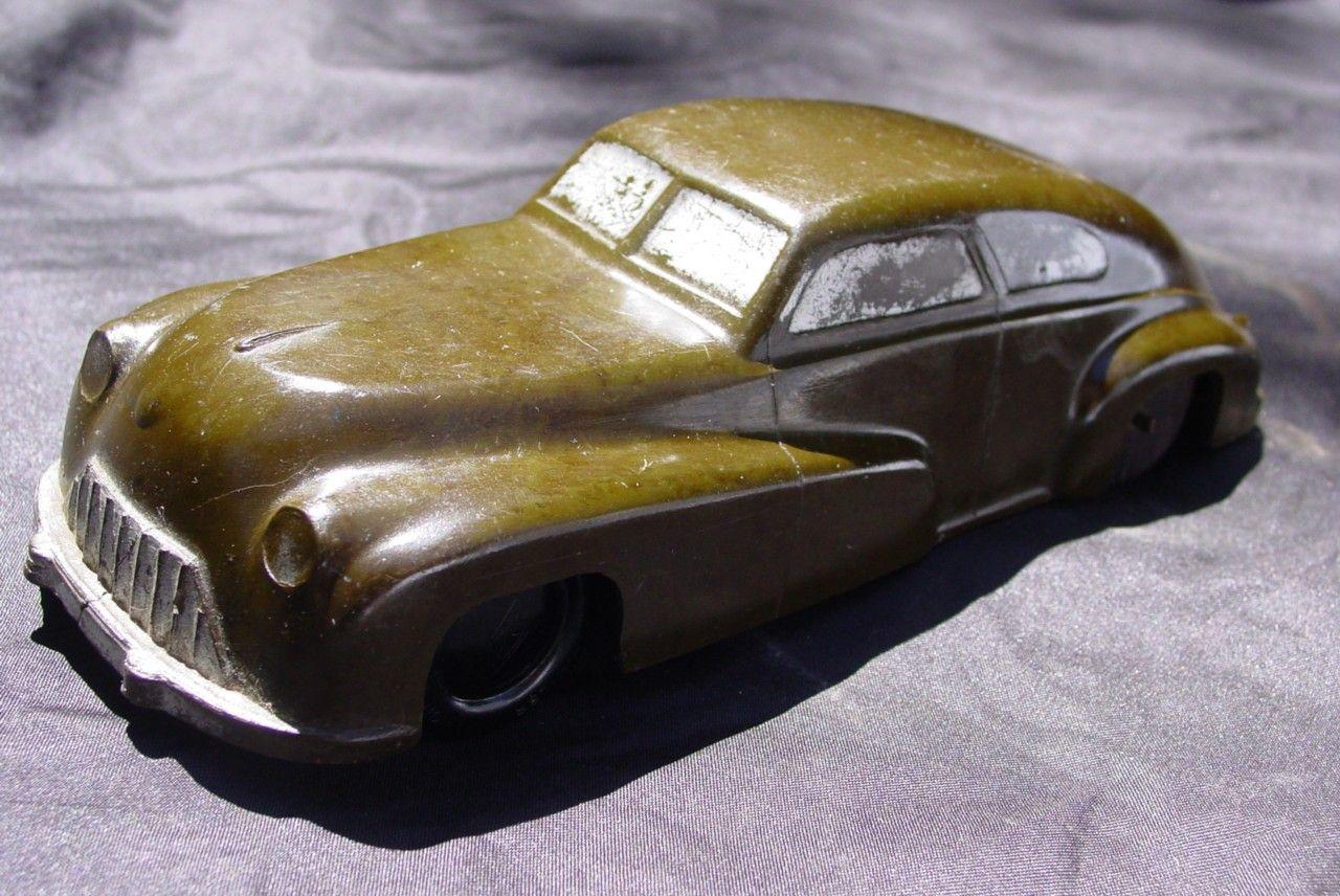 Bakelite Old Toy Car | Bakelite for the Children and Baby ...