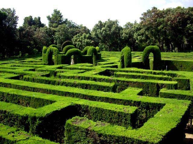 el laberint d horta