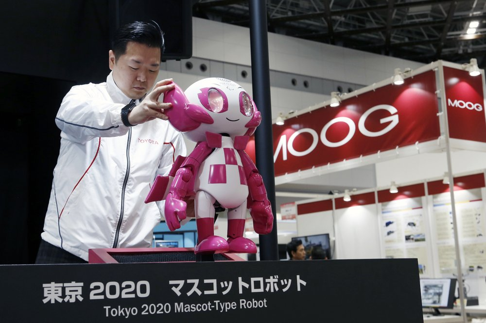 Toyota Unveils Upgraded Version Of Its Humanoid Robot