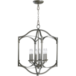 You'll love the Atwood 4 Light Foyer Pendant at Wayfair - Great Deals on all Home Improvement products with Free Shipping on most stuff, even the big stuff.